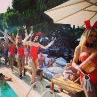 #nikki #beach #bunnys #tropez #crystel #2013 by mr…