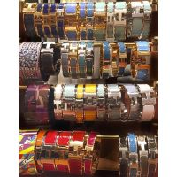 Some people collect stamps, I collect bracelets! ?…